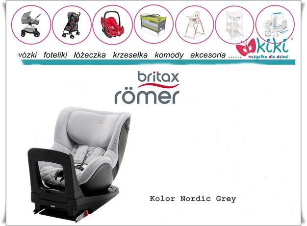 Britax Romer Dualfix M i-Size Nordic Grey fotelik samochodowy 0-18 kg