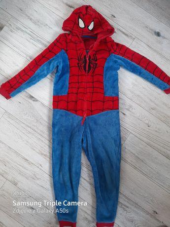 Piżama plusz Spiderman marvel