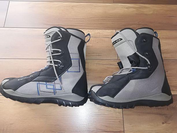 Buty snowboardowe Salomon solace