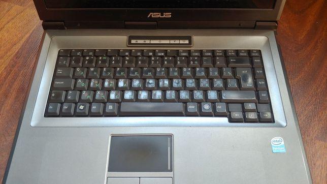 Asus x51rl робочий, зарядний пристрій в комплекті