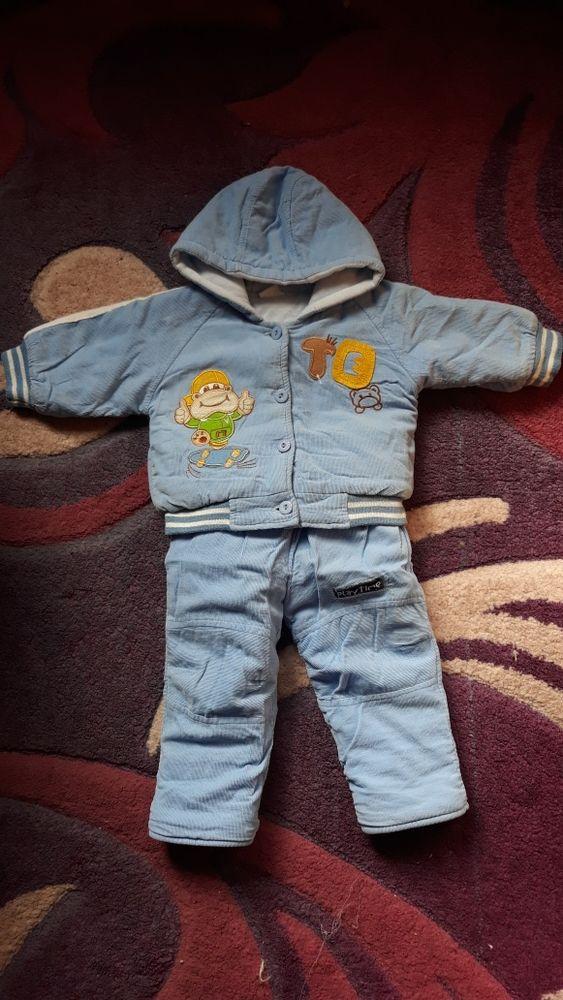 Комбинезон курточка на мальчика Запорожье - изображение 1