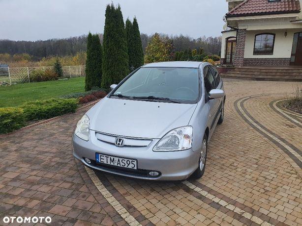 Honda Civic Honda Civic HB 1.6 Benzyna + LPG 3D
