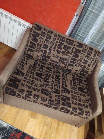Sofa / Tapczan jednoosobowy rozkładany