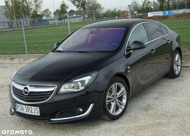 Opel Insignia Opc Executive 2.0cdti 140km Bi Xenon Navi