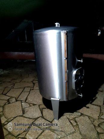 Cuba de inox 550 litros