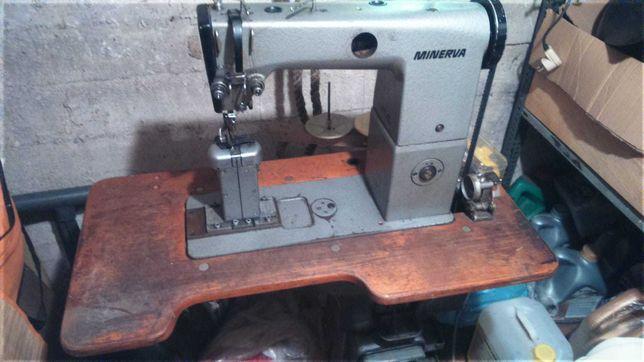 Maszyna słupkowa maszyna  do szycia obuwia butów Minerva