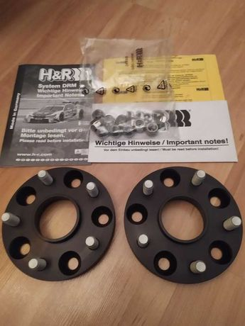 Dystanse H&R 5x120 2x20mm Honda