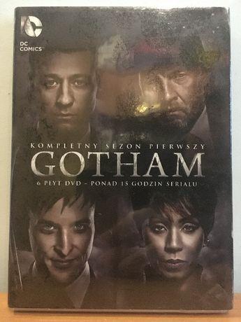 Gotham - Sezon 1 - DC Comics - Nowy - Folia