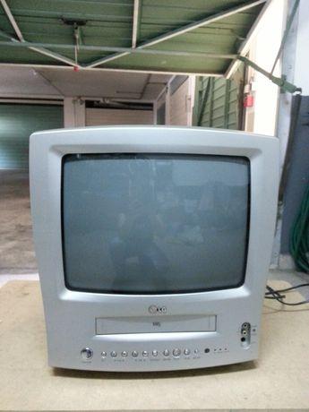 Televisão com DVD, LG