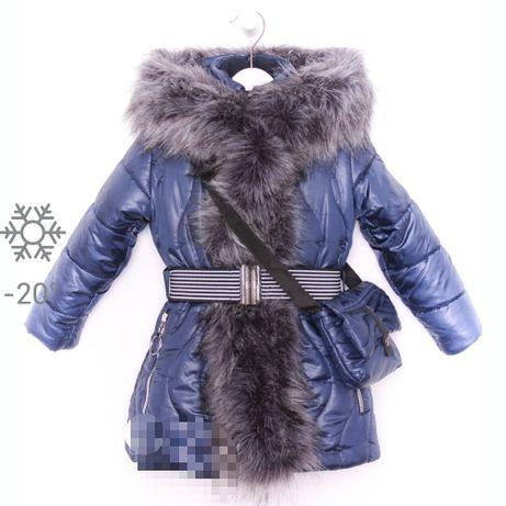 Зимняя куртка для девочек Д10