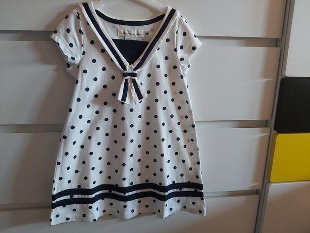 H&M Nowa sukienka 98/104