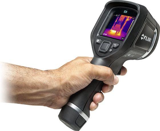 Termowizja Kamera Termowizyjna Audyty Wypożyczenie kamery