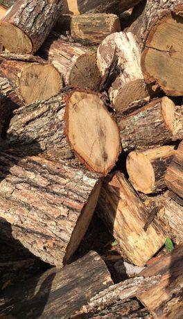 Дрова твердые породы дуб, акация