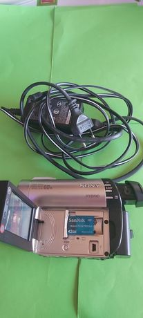 Vende-se Câmara de Filmar Sony em mini CD ou Cartão SD