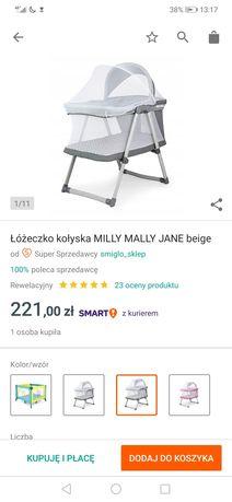 Łóżeczko Milly Mally