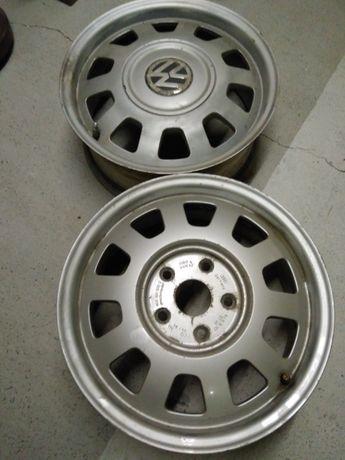 Диски титани (легкосплавні) R15 WV Audi Skoda