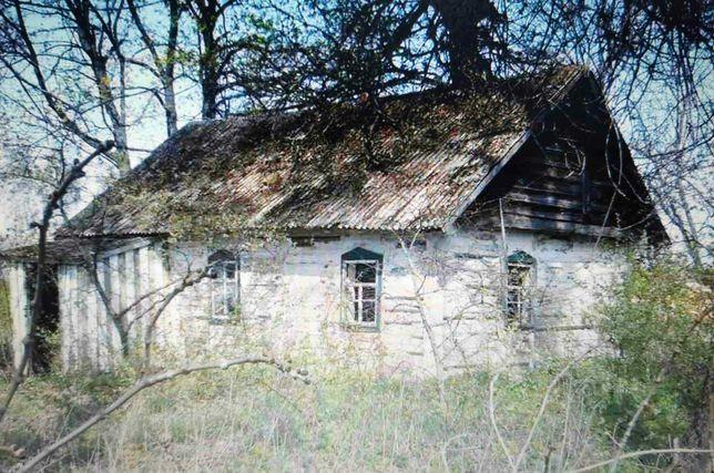 Продаётся деревянный домик в селе Олизаровка.