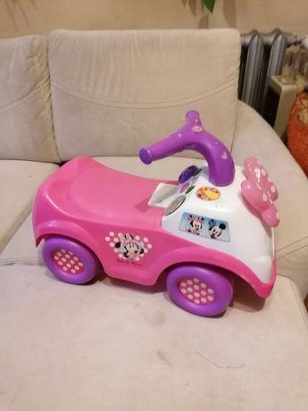 Jeździ dla dziecka