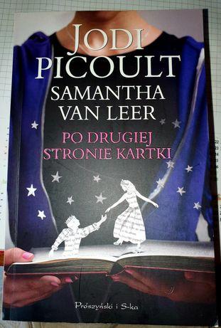 """Książka Jodi Picoult """"Po drugiej stronie kartki"""" nowa"""