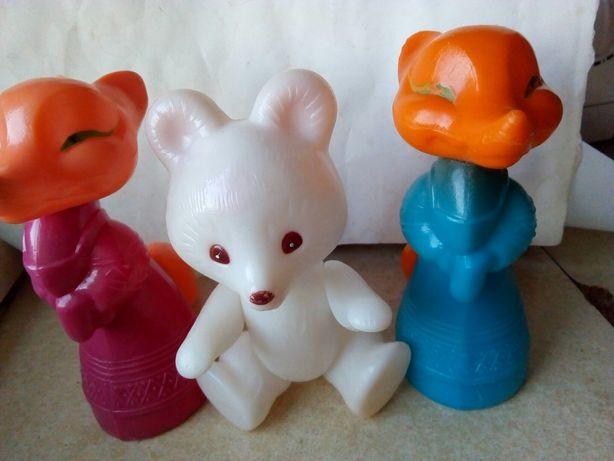 Продам игрушки времён СССР