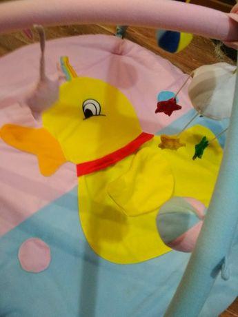 Коврик развивающий для малышей