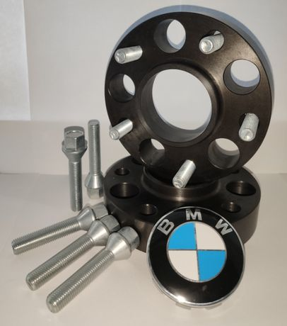 Проставки БМВ 3см 30мм для дисков BMW F10 F30 E53 E90 E36 E34 E38 E60