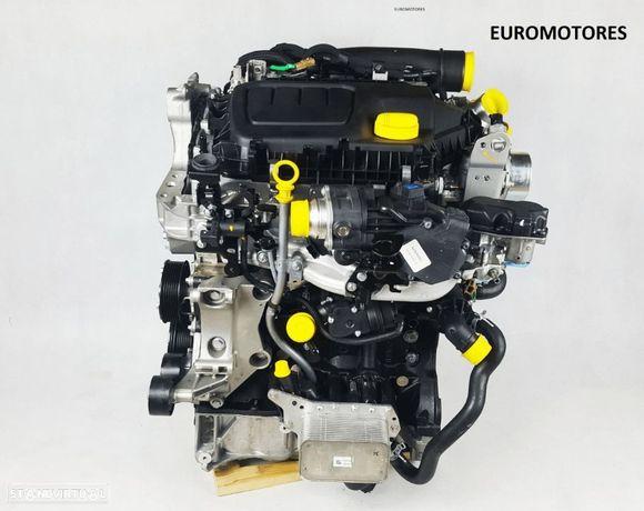 MOTOR RENAULT TRAFIC 1.6 DCI - R9MD452 R9M452  BiTurbo
