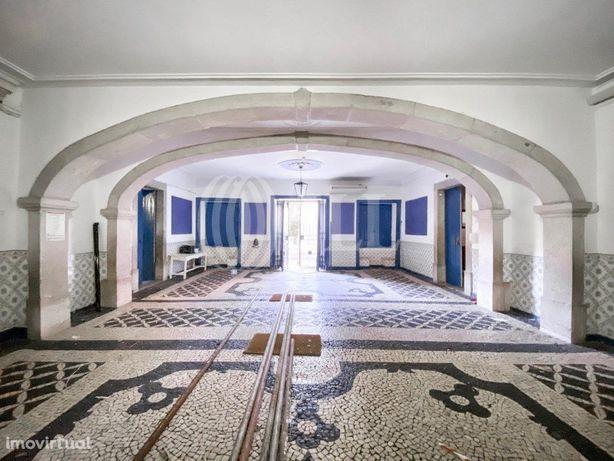 Palacete nas Laranjeiras, em Lisboa