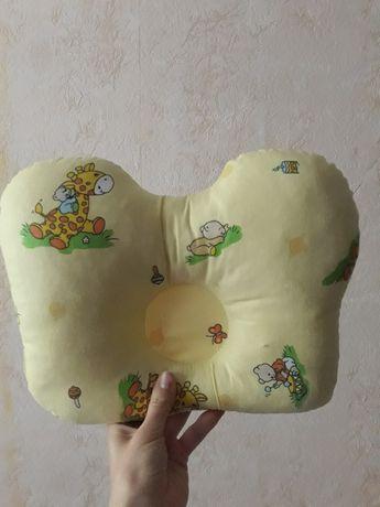 Детская ортопедическая подушка новенькая