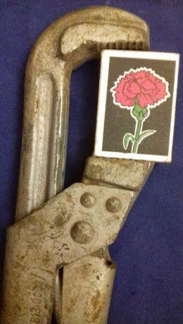 Ключ трубный, разводной, газовый №2 СССР