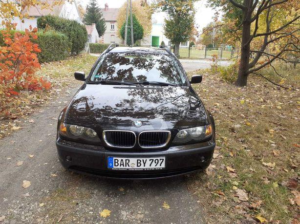 BMW E46 318i touring 2003r