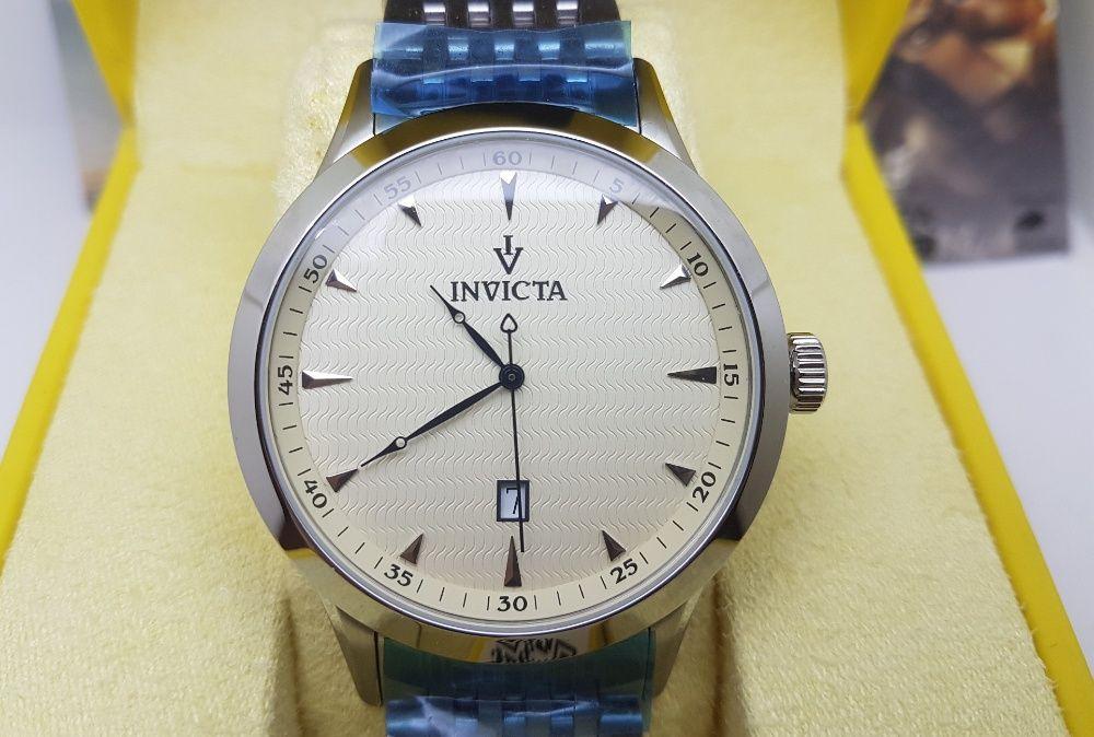 Nowy zegarek INVICTA VINTAGE 12225 SWISS 45mm paragon wysyłka Sandomierz - image 1