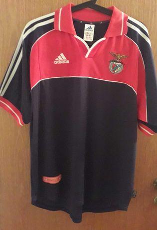 Sport Lisboa e Benfica- camisola 2000/2001
