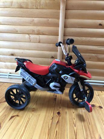 Велосипед мотоцикл детский бмв Junior bike bmw оригинал