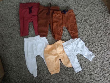 Ubranka dla niemowlaka 62-68