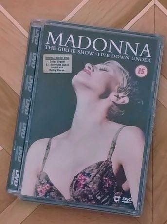 Madonna  The Girlie Show - Live Down Under [DVD]