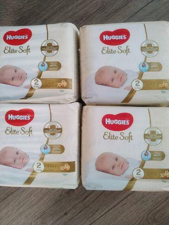 Подгузники HUGGIES Elite Soft 2, 4-6 кг