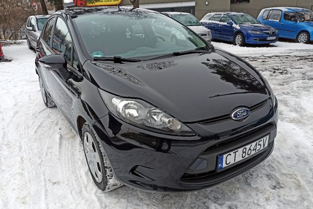 Ford FIESTA 2010 rok 1,25 benzyna 60kM 104000km ZAREJESTROWANY
