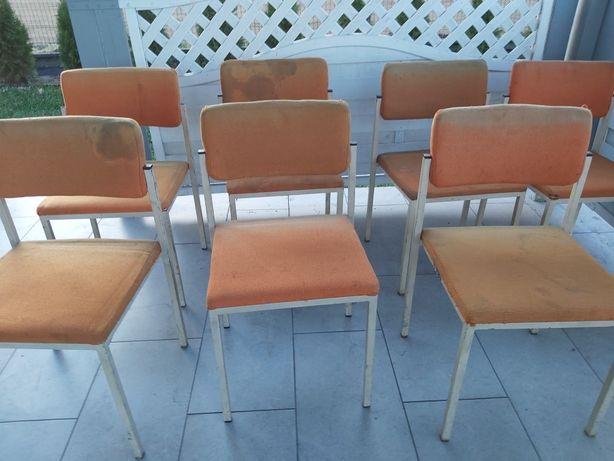 Krzesla lata 70 prl
