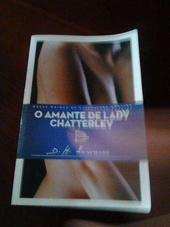 "Livro ""O Amante de Lady Chartterley """