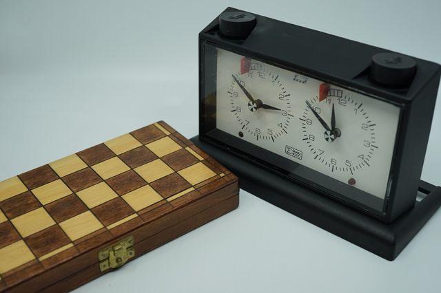 Zegarek szachowy