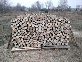 Drzewo drewno na opał mieszane