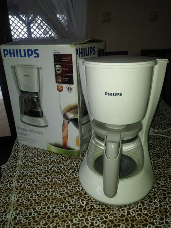 Ekspres do kawy przepływowy Philips