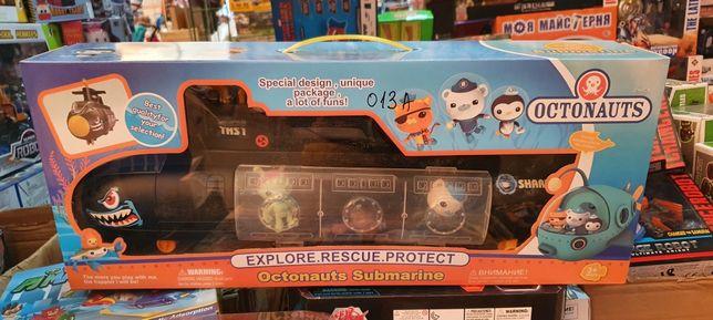 Подводная лодка автонавты Детский игровой набор Октонавты