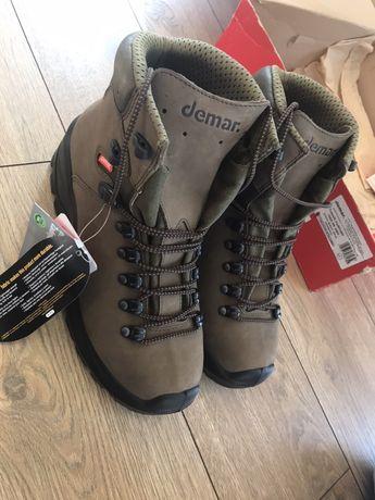 Mocne buty trekkingowe gorskie demar 40 nowe m6