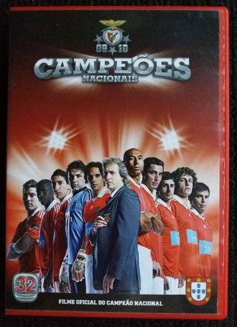 DVD Benfica Campeão Nacional 2009/10