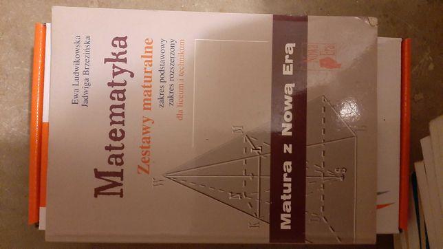Matematyka Zestawy maturalne. E. Ludwikowska
