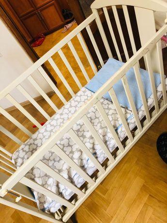 Детская Кроватка , матрасик, постель