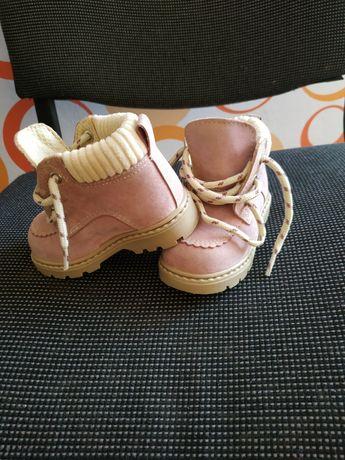 Ботинки дитячі осінні Mothercare