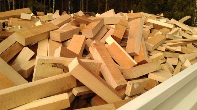 Drewno bukowe opałowe suche ,opał
